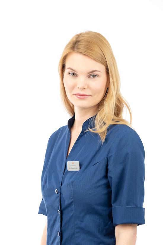 Dr. Maria Ardel | Suukirurgia | Sakala Hambaravi Tallinnas
