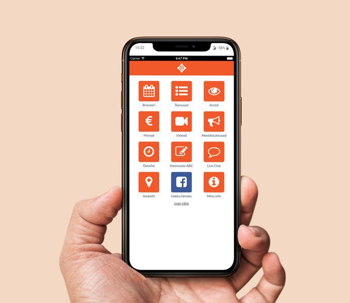 Hambaravi app
